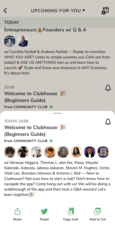 что такое социальная сеть Clubhouse
