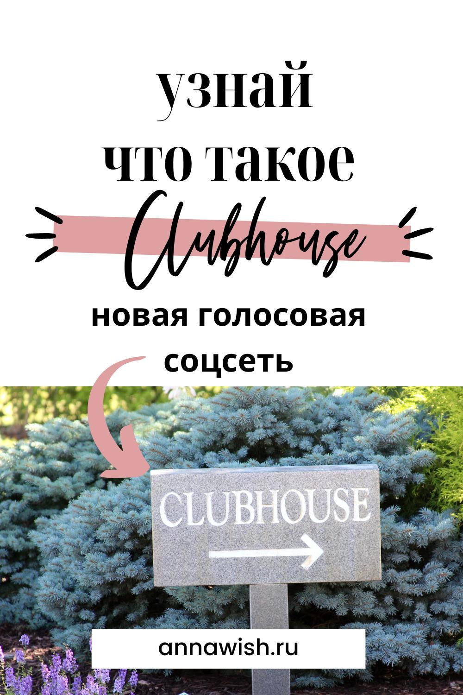 как выглядит новая социальная сеть Clubhouse